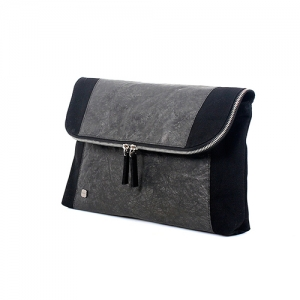 A :bag the basic_clutch_f(black)